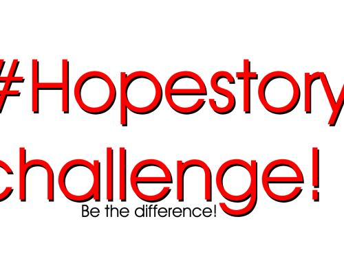Take the Hope Story Challenge